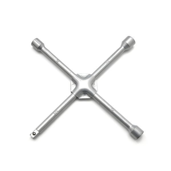 JF 202  - Cross Wheel Spanner (Re-inforced)