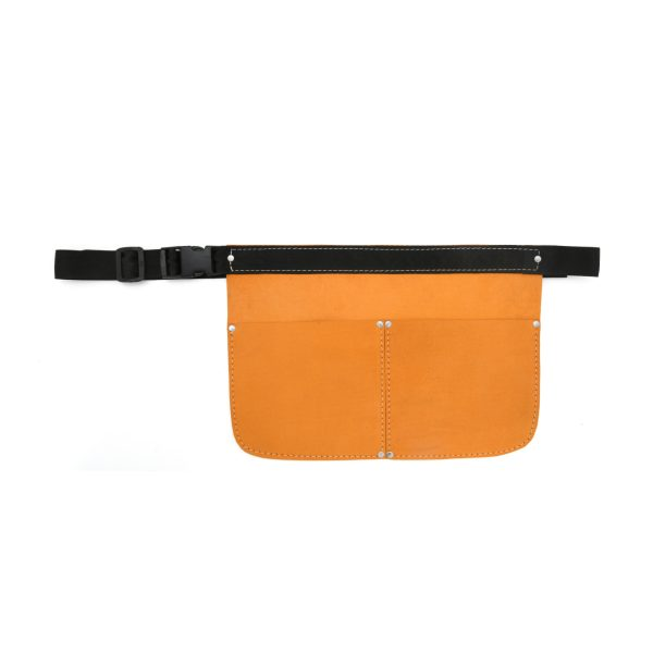 JF 904 - 2 Pockets Split Leather Carpenter Apron